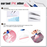 Diamond Painting Diamond Painting Tools Kit - OLOEE