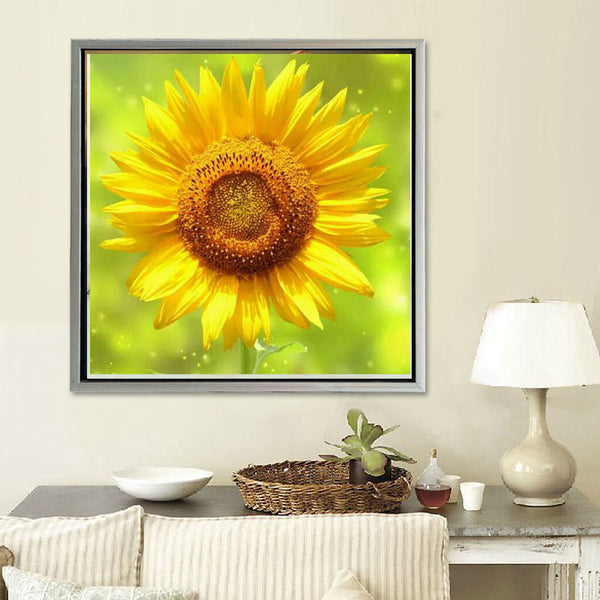 Diamond Painting Good Day Sunflower - OLOEE