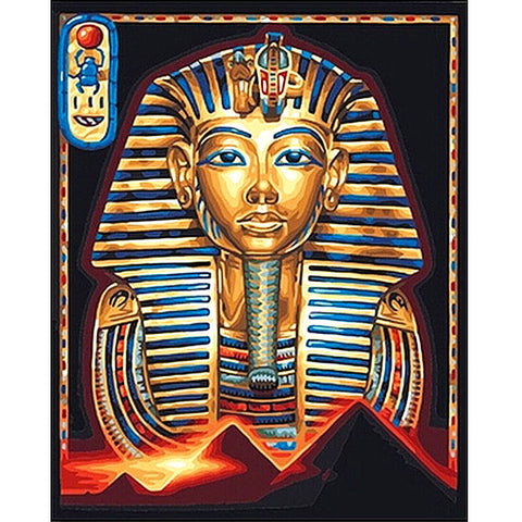 Diamond Painting Egyptian Pharaoh - OLOEE