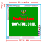 Diamond Painting Custom Diamond Painting Kits - Full Drill - OLOEE