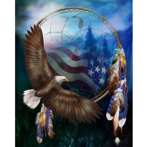 Diamond Painting Spirit of the America - OLOEE