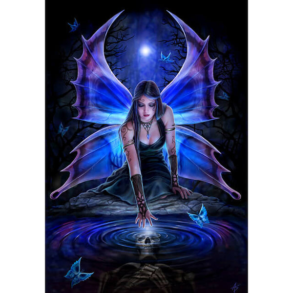 Diamond Painting Moonlight Fairy - OLOEE