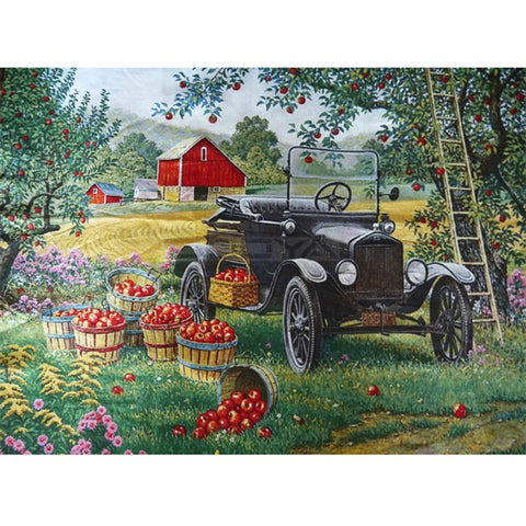 Diamond Painting Harvest Fruit - OLOEE