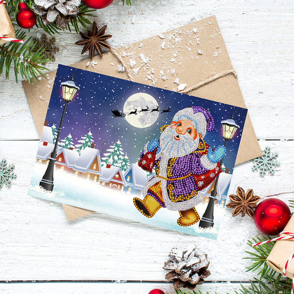 Mega Value Christmas Cards 5 - 8x Pack