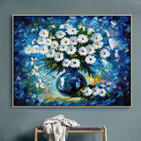 Diamond Painting Oil Daisy - OLOEE