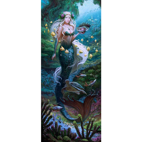 Diamond Painting Beautiful Mermaid - OLOEE