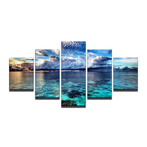 Diamond Painting Sea and Sky - OLOEE