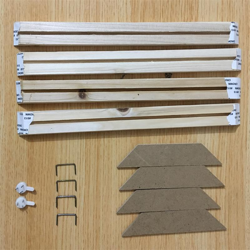 Wooden Profession Canvas Frame Kit For Diamond Painting