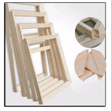Diamond Painting Solid Wooden Frame (4 Stick a Set) - OLOEE