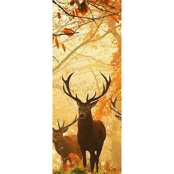 Diamond Painting Strong Deer - OLOEE