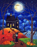 Diamond Painting Folk Halloween - OLOEE