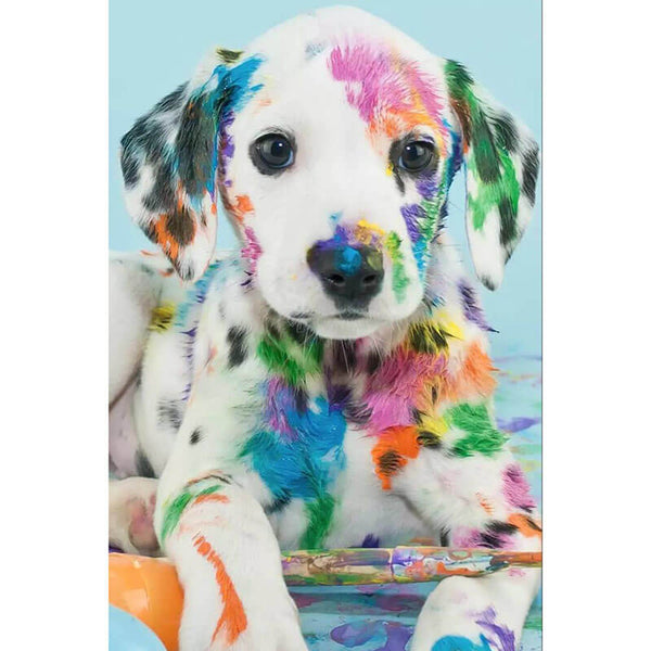 Diamond Painting Paint Dog - OLOEE