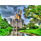 Diamond Painting Cinderella Castle - OLOEE