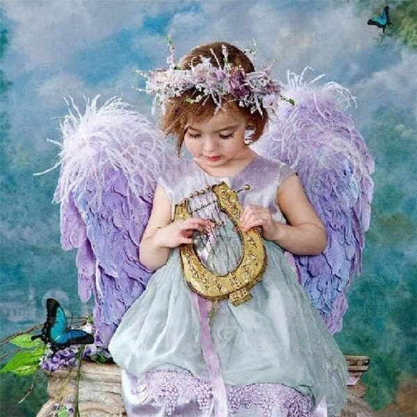 Diamond Painting Little Angel - OLOEE