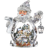 Diamond Painting Crystal Santa Claus - OLOEE
