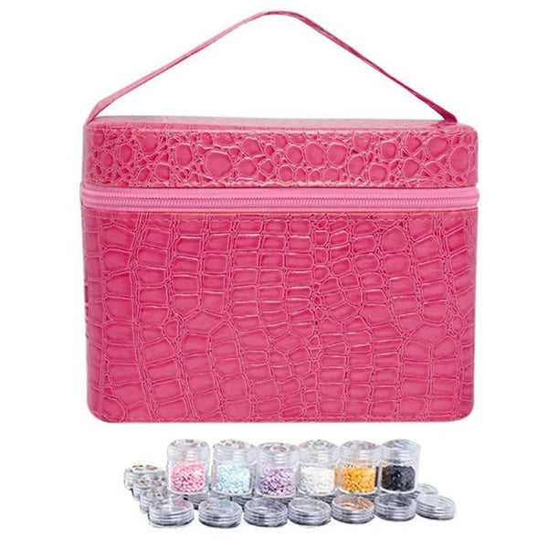 Diamond Painting 84 Bottles Diamond Storage Case - OLOEE