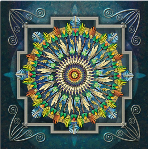 Diamond Painting Mandala Art - OLOEE
