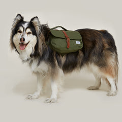 Wolf Republic Ranger Pack - Dog Backpack for Hiking