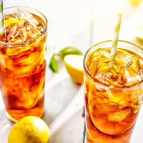 How to Brew the Perfect Iced Tea