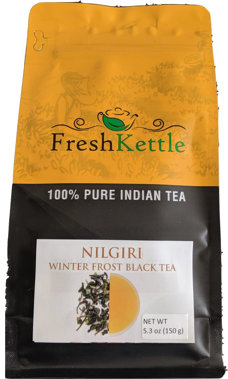 Nilgiri Winter Frost Black Tea