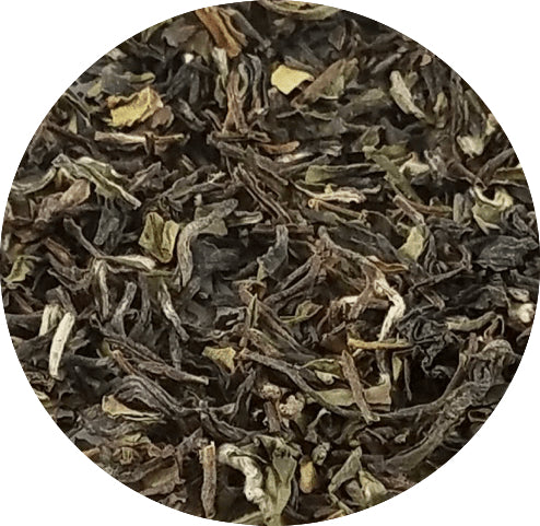 Darjeeling Second Flush Black Tea - Loose leaf tea  👍