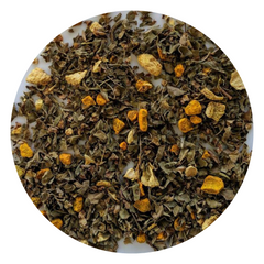 Herbal Tea Collection - GOLDEN TURMERIC TEA