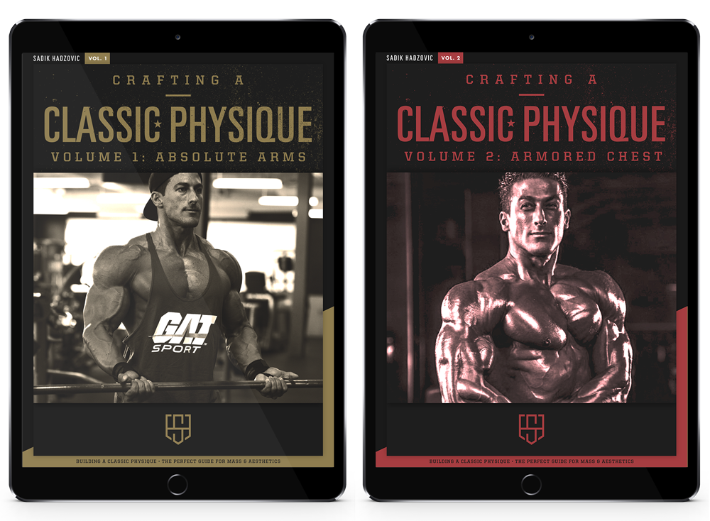 Arms/Chest eBook Combo