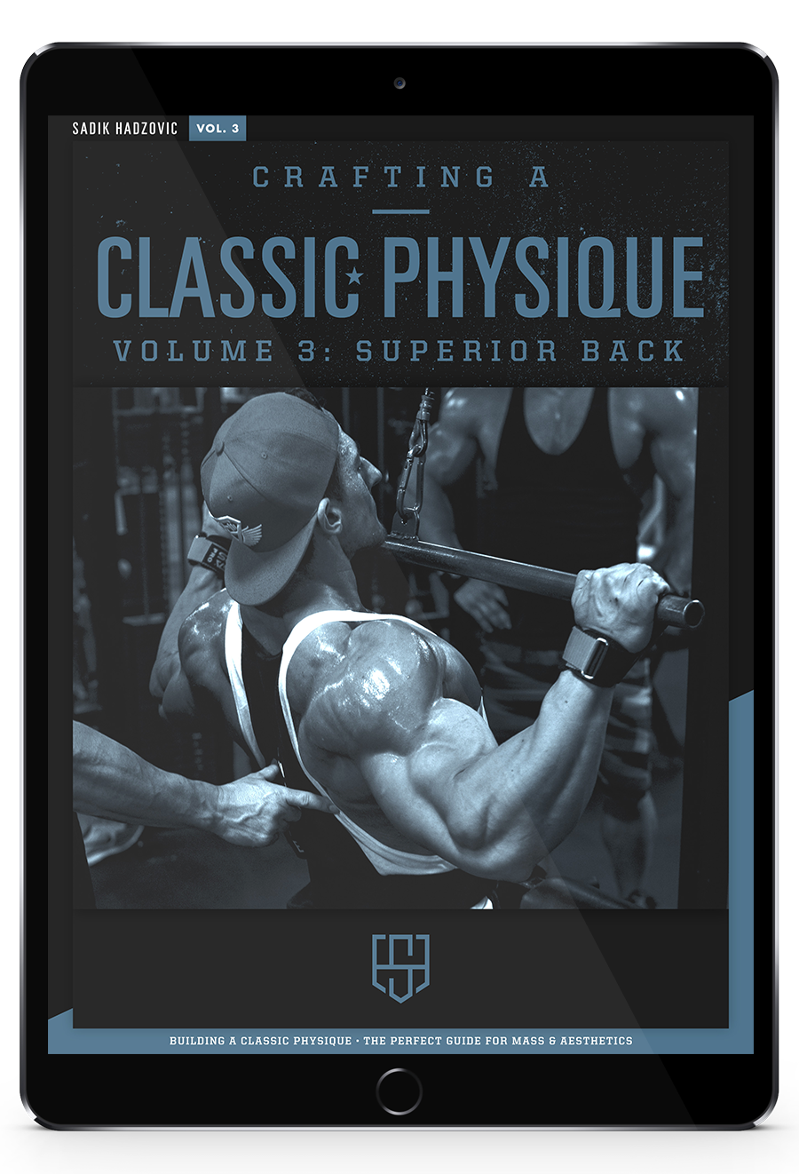 Shoulders/Arms/Chest/Back eBook Combo