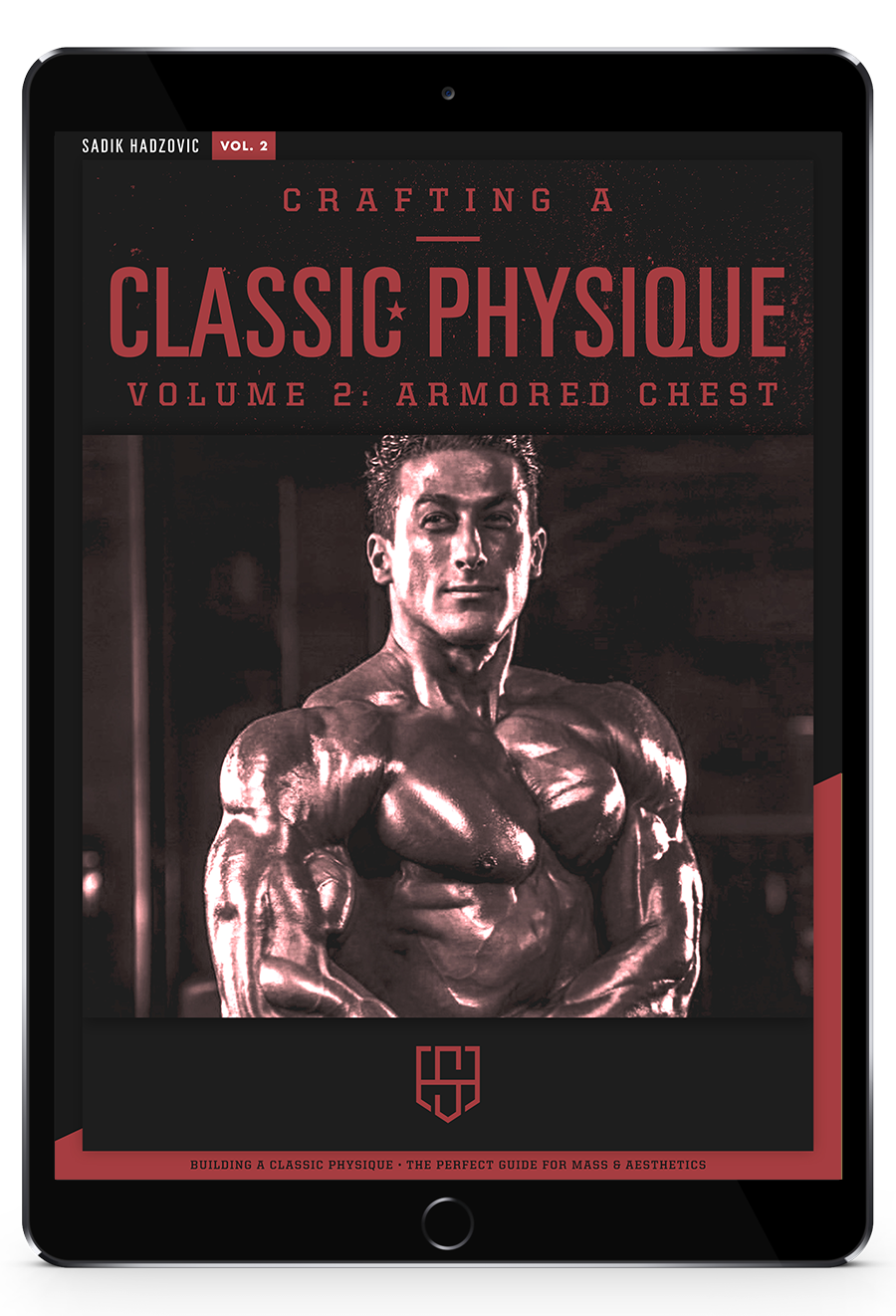 Arms/Chest/Back eBook Combo