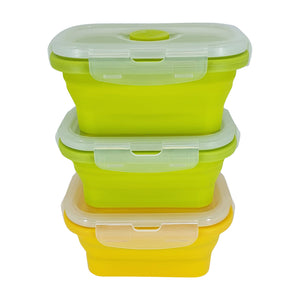 Flat Stacks Snack Pack of 3