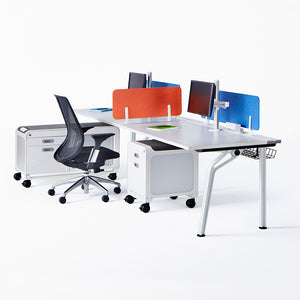 Thinking Works | Fluid Desk | NPS Commercial Furniture Townsville