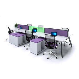 PCF | Sabre Workstation | NPS Commercial Furniture Townsville