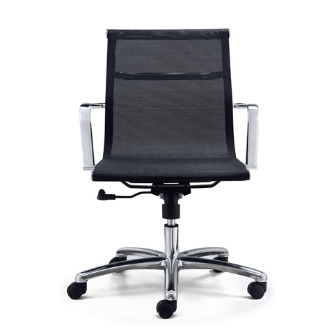Diami | Soft Mesh Executive Medium Back | NPS Commercial Furniture Townsville