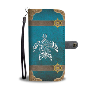 Awesome Sea Turtles Phone Wallet Cases - Available for All Devices