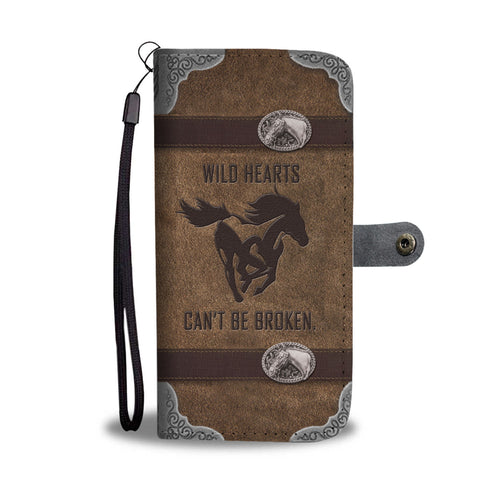 Awesome Horse Phone Wallet Case - Available for All Devices