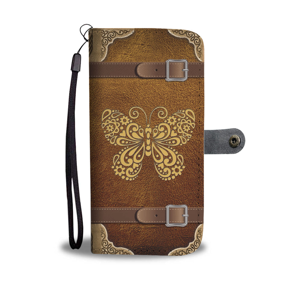 Awesome Butterfly Phone Wallet Case - Available for All Devices