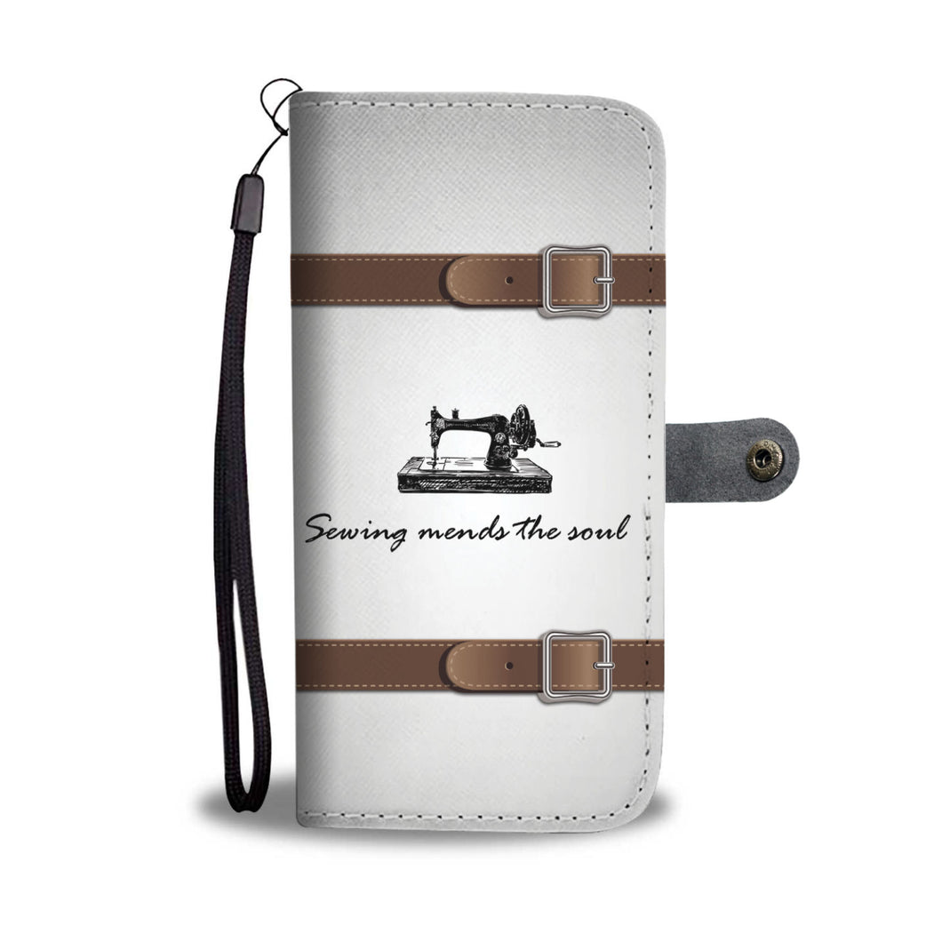 Awesome Sewing Phone Wallet Case - Available for All Devices