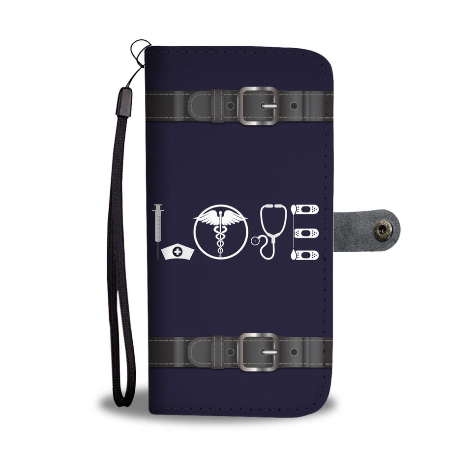Awesome Nurse Wallet Case - Available for All Devices