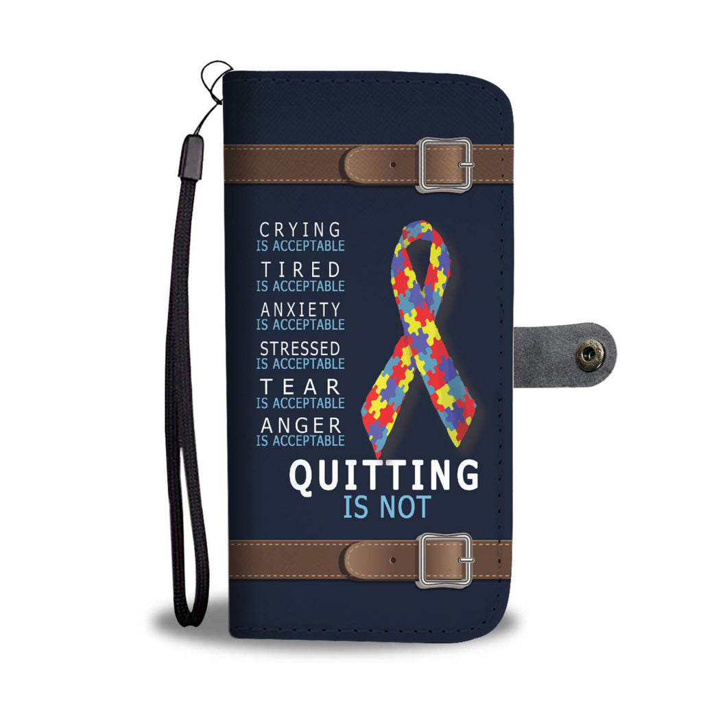 Awesome Autism Phone Wallet Case - Available for All Devices