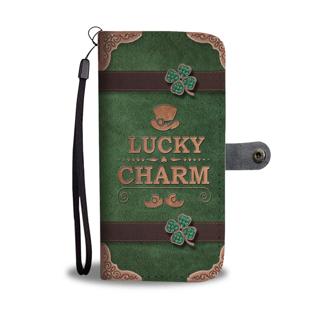 Awesome Saint Patrick Phone Wallet Case - Available for All Devices