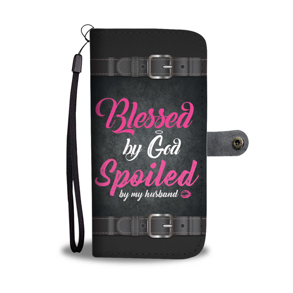 Awesome Women Christians Phone Wallet Case - Available for All Devices