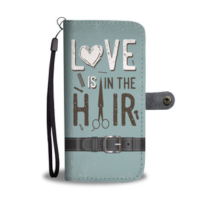 Awesome Hairstylist Phone Wallet Case - Available for All Devices