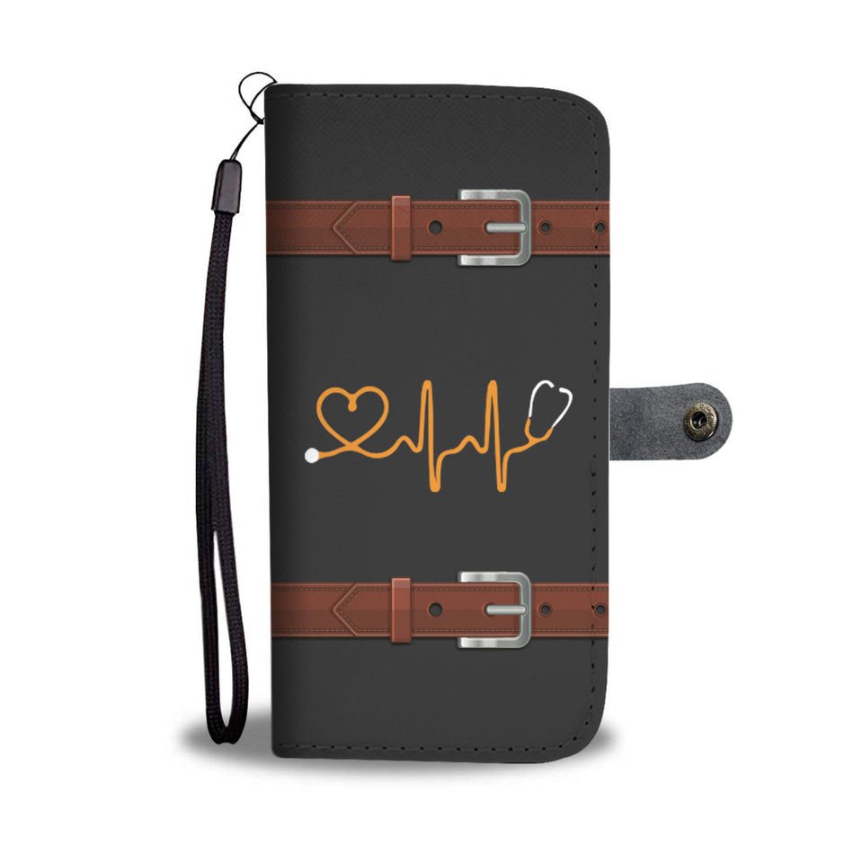 Awesome Nursing Phone Wallet Case - Available for All Devices
