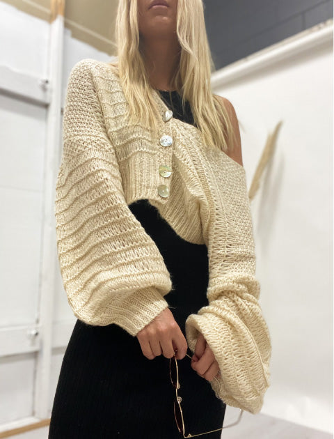 Carry Cardigan with Midi