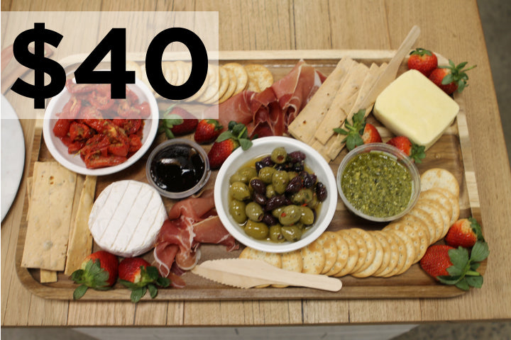 Styling Party Cheese Platter $20