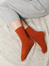 Angel Socks-Rust - Own Kind Australia