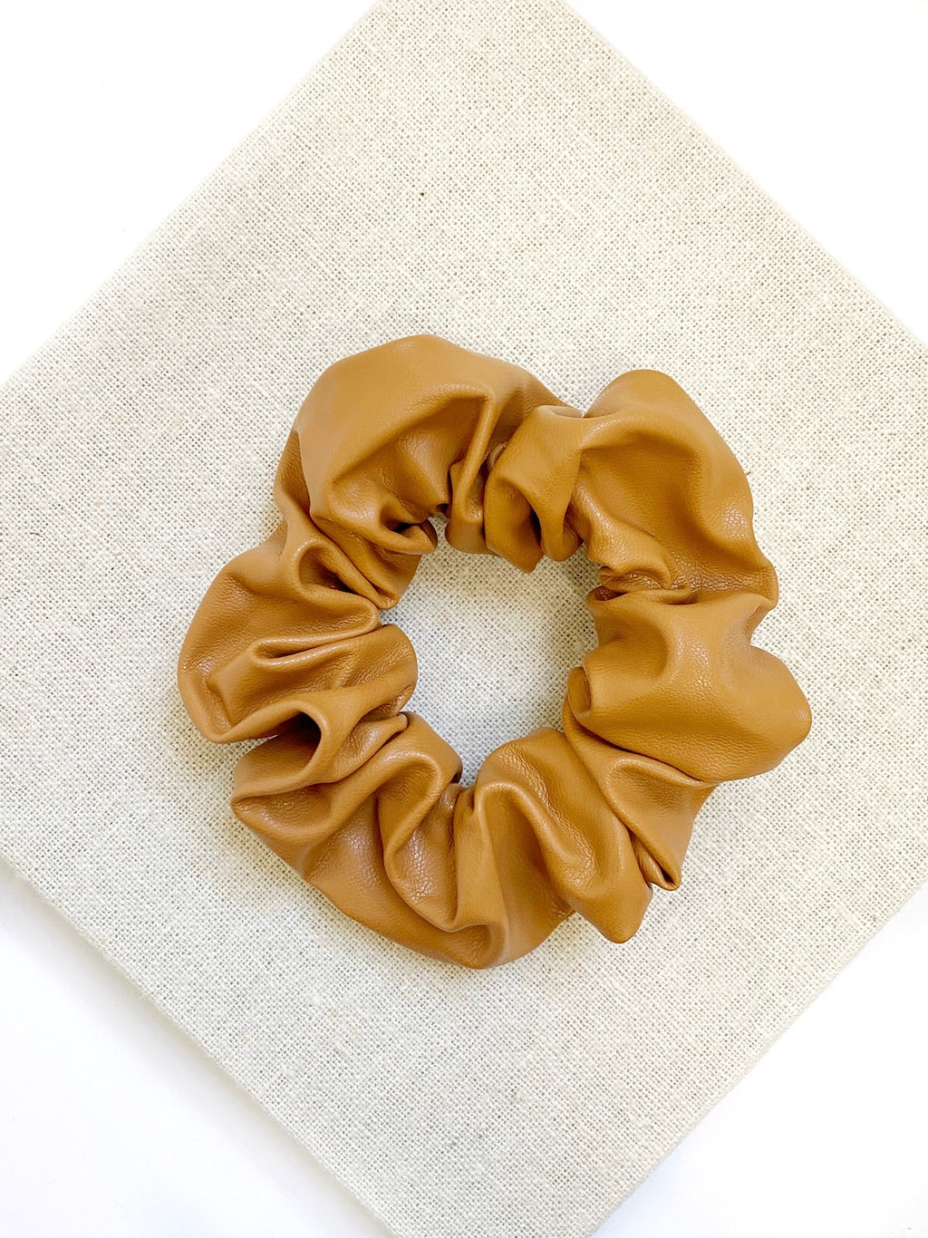 Heaven Scrunchie-TAN - Own Kind Australia