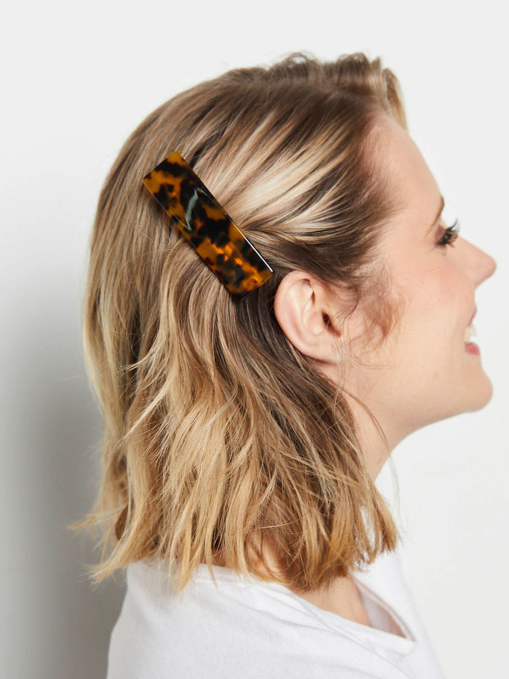 Selina Hair Clip-LEOPARD - Own Kind Australia