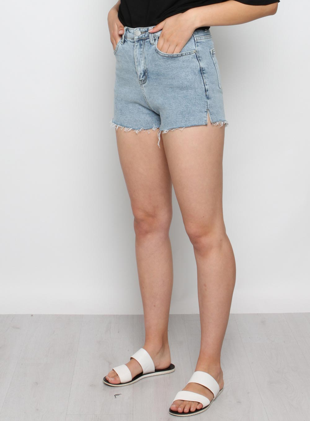 Dexter Shorts-BLUE