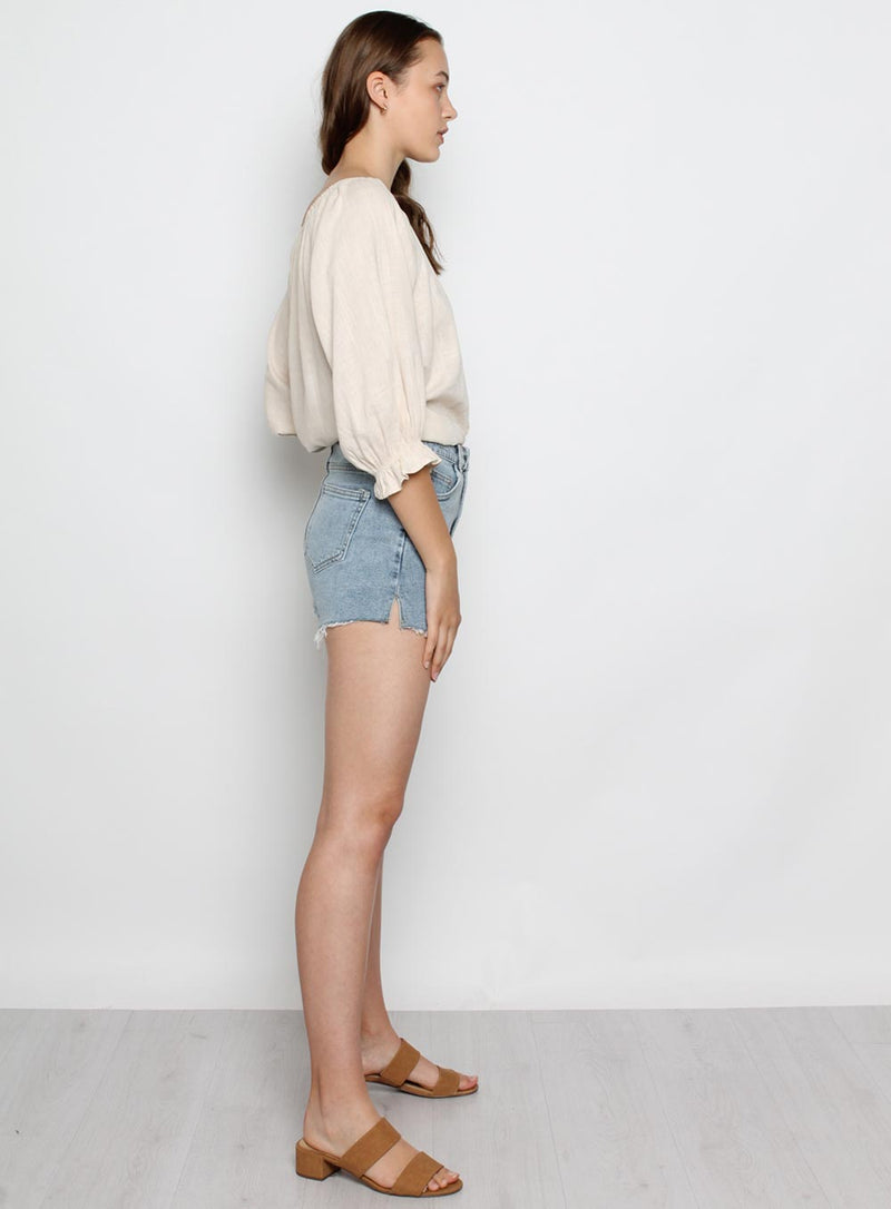 Sunlight Top-BEIGE